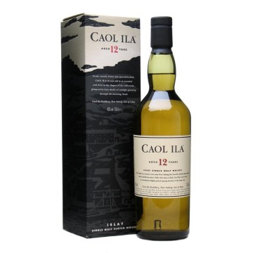Caol Ila Islay Single Malt 12 Years Old