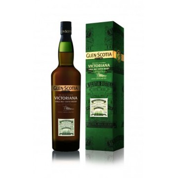 Glen Scotia Victorian Single Malt Scotch Whisky