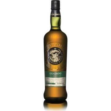 Loch Lomond Single Cask Negro Barolo Finish