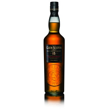 Glen Scotia 15 yrs old Single Malt Scotch Whisky Campbeltown